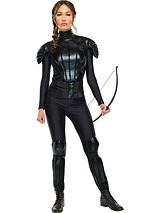 The Hunger Games Katniss 'Rebel' Adult Costume