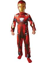 Iron Man Classic - Childs Costume
