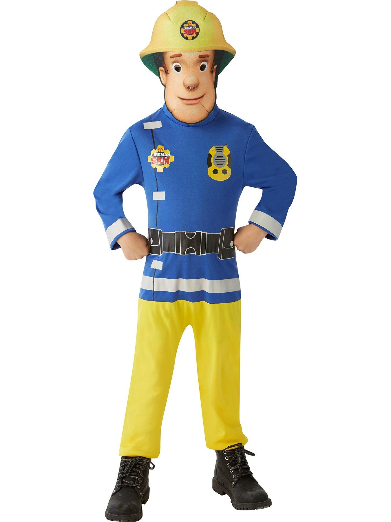 Compare prices for Fireman Sam Childs Costume