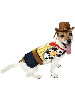 Disney Pixar Toy Story Woody Dog Costume