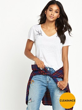 levis-levis-perfect-swallow-print-tee