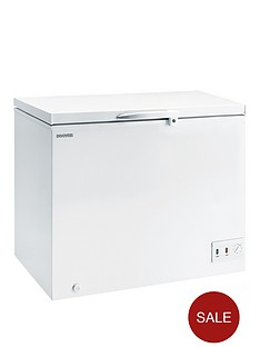 hoover-cfh307awk-295-litre-chest-freezer-white
