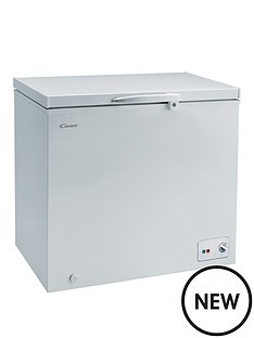 candy-cfc6089-203-litre-chest-freezer-white