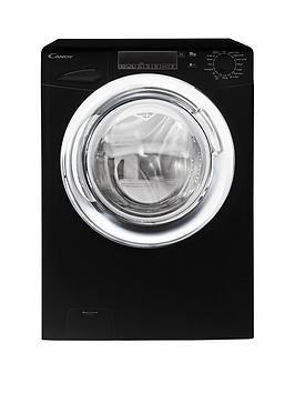 Candy Grand O Vita Gv1610Thwc3B 10Kg Load 1600 Spin Washing Machine  Black