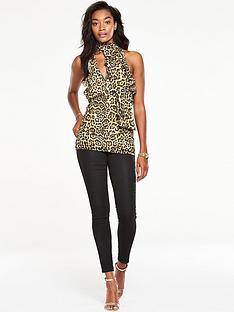 v-by-very-animal-print-ruffle-blouse