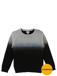 karl-lagerfeld-logo-knit