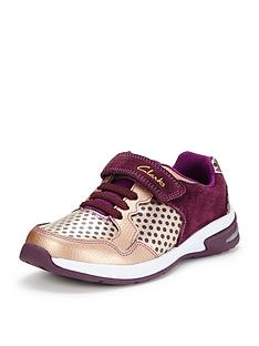 clarks-girls-piper-miss-spot-trainers