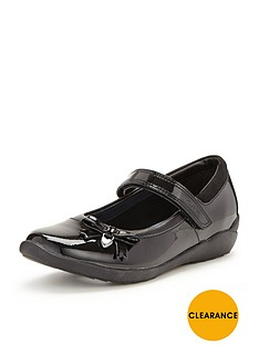 clarks-junior-girls-gloforms-ting-fever-patent-strap-school-shoesbr-br-width-sizes-available