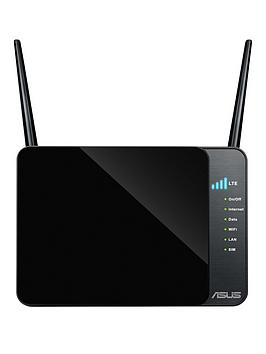 Asus WirelessN300 Lte Modem Router