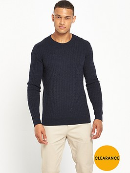 minimum-tevin-cable-knitted-jumper