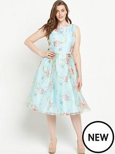 chi-chi-london-curve-3d-floral-print-midi-dressnbsp