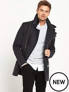 river-island-asymmetricnbspfunnel-neck-coat