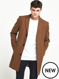 river-island-wool-blend-overcoat