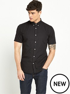 river-island-short-sleeve-slim-fit-shirt