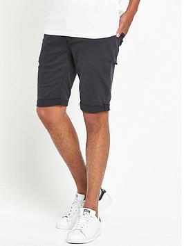 river-island-skinny-fit-shorts