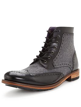 ted-baker-seallsnbsp3-leather-brogue-bootnbsp