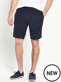 river-island-slim-fit-linen-shorts