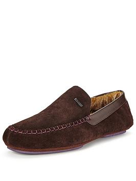 ted-baker-moriss-suede-moccasin-brown