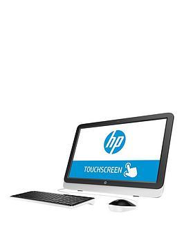 hp-22-3160na-amd-a6-processornbsp4gb-ramnbsp1tb-hard-drive-215-inchnbsptouchscreen-all-in-one-desktop-snow-white