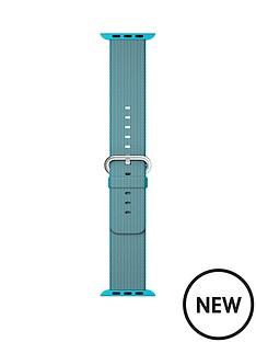 apple-38mm-scuba-blue-nylon-band