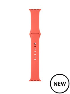 apple-watch-38mmnbspapricot-sport-band