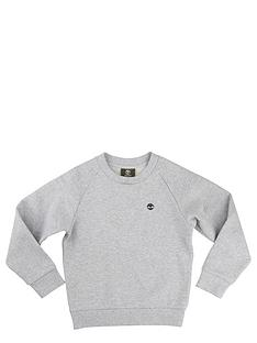 timberland-crew-neck-sweat-top
