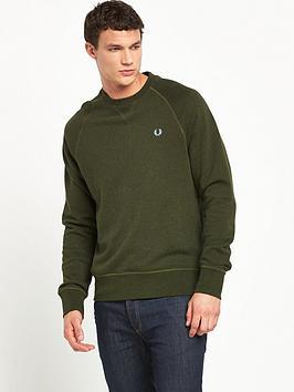 fred-perry-crew-neck-sweatshirt