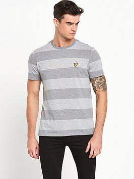 lyle-scott-wide-stripe-t-shirt