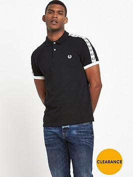 fred-perry-sports-authentic-taped-polo