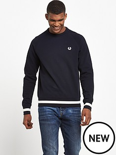 fred-perry-sports-authentic-crew-neck-sweat