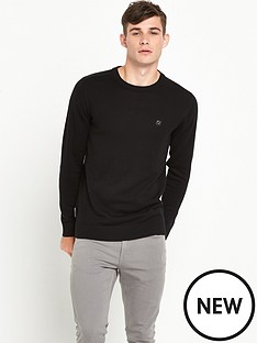 voi-jeans-harris-crew-knitted-jumper