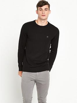voi-jeans-harris-crew-knitted-jumper