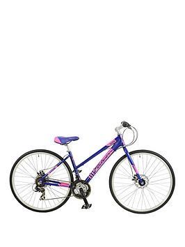 Falcon Riviera Ladies Hybrid Bike 17 Inch Frame