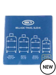 brics-bellagio-55cm-4-wheel-cabin-trolley-transparent-cover