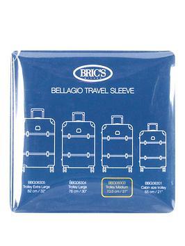 brics-bellagio-70cm-4-wheel-medium-trolley-case-transparent-cover