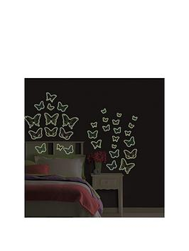 wallpops-glow-in-the-dark-butterflies-wall-art-sticker-kit