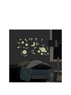 wallpops-reusable-glow-in-the-dark-planets-wall-art-sticker-set
