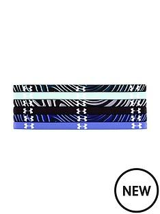 under-armour-mini-graphic-headband-6-pack