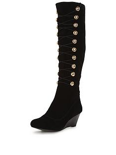 joe-browns-sensational-velvet-boots