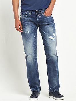replay-new-bill-distressed-comfort-fit-jeans