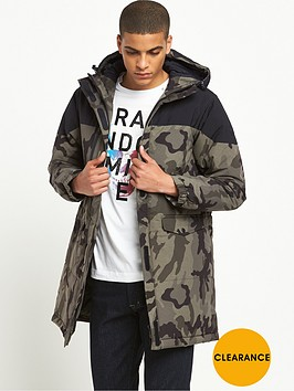 replay-camo-hooded-parka-jacket