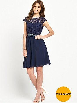coast-lori-lee-short-dress-navy
