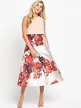 Madison Floral Dress