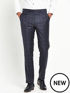 ted-baker-hunter-checknbspsuit-trousers