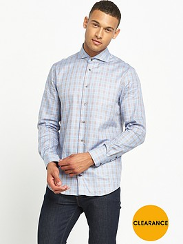 tommy-hilfiger-contrast-check-shirt