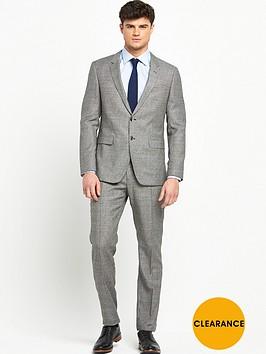 tommy-hilfiger-tommy-hilfiger-monochrome-micro-print-suit