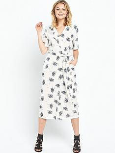 warehouse-stencil-floral-dress