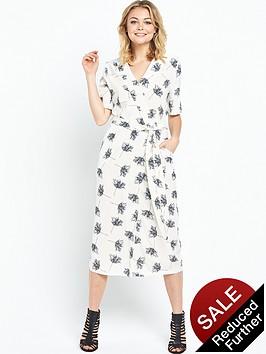 warehouse-stencil-floral-dress