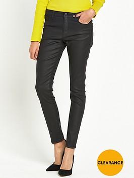 warehouse-coated-skinny-jeans