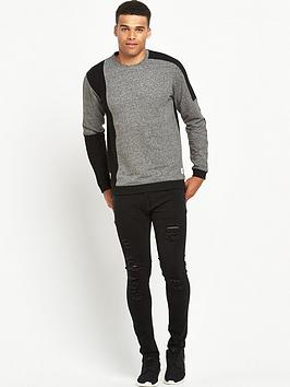 only-sons-only-amp-sons-fennel-crew-neck-jumper